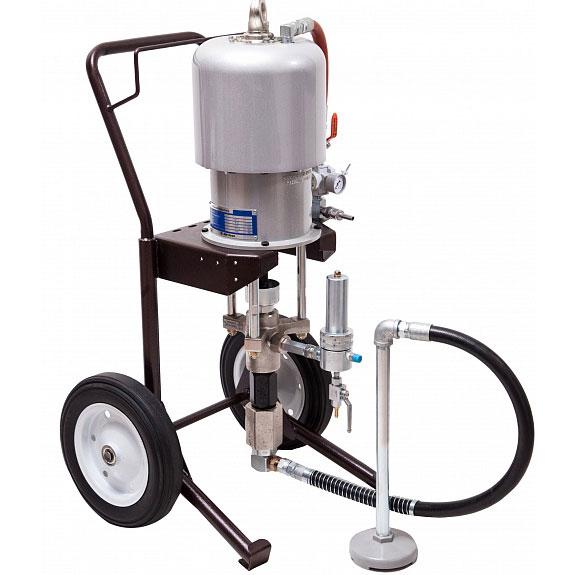 Окрасочный аппарат ASpro-68:1 для работы с вязкими материалами
